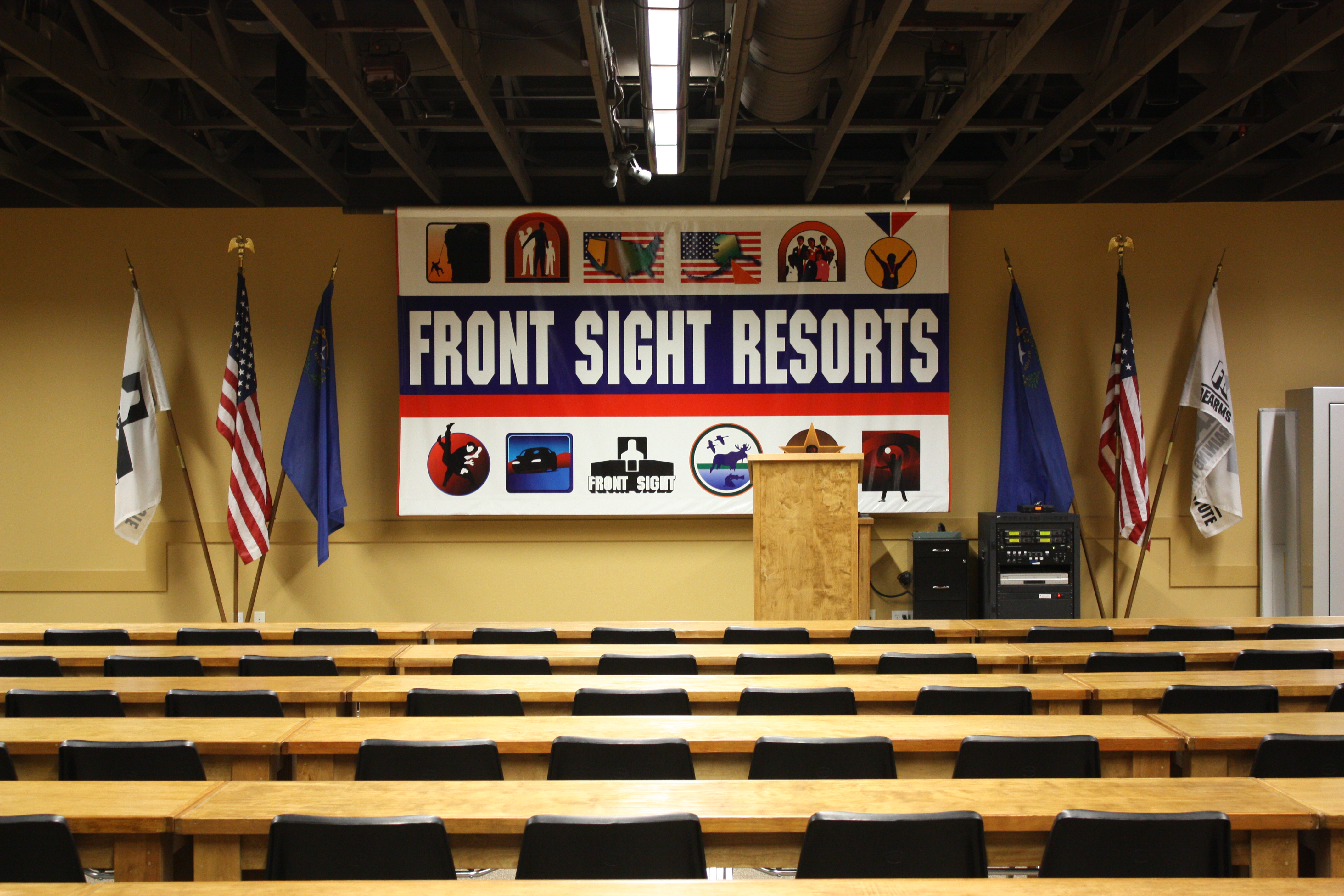 Pahrump, Nevada - Front Sight Resorts