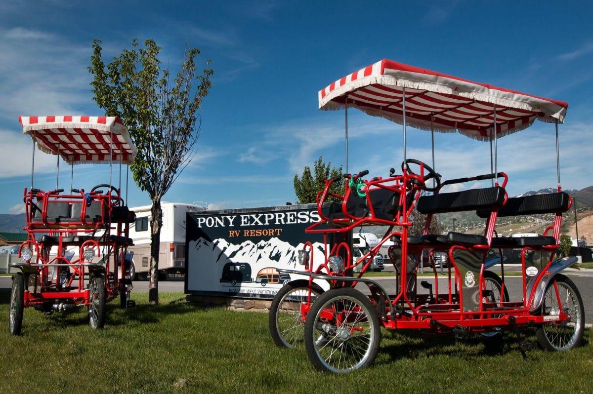 Sun RV Resorts - Pony Express RV Resort