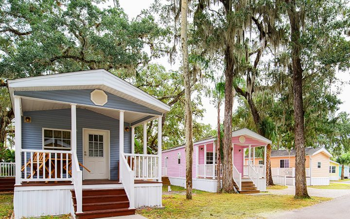 Tropical Palms RV Resort - vacation cottages