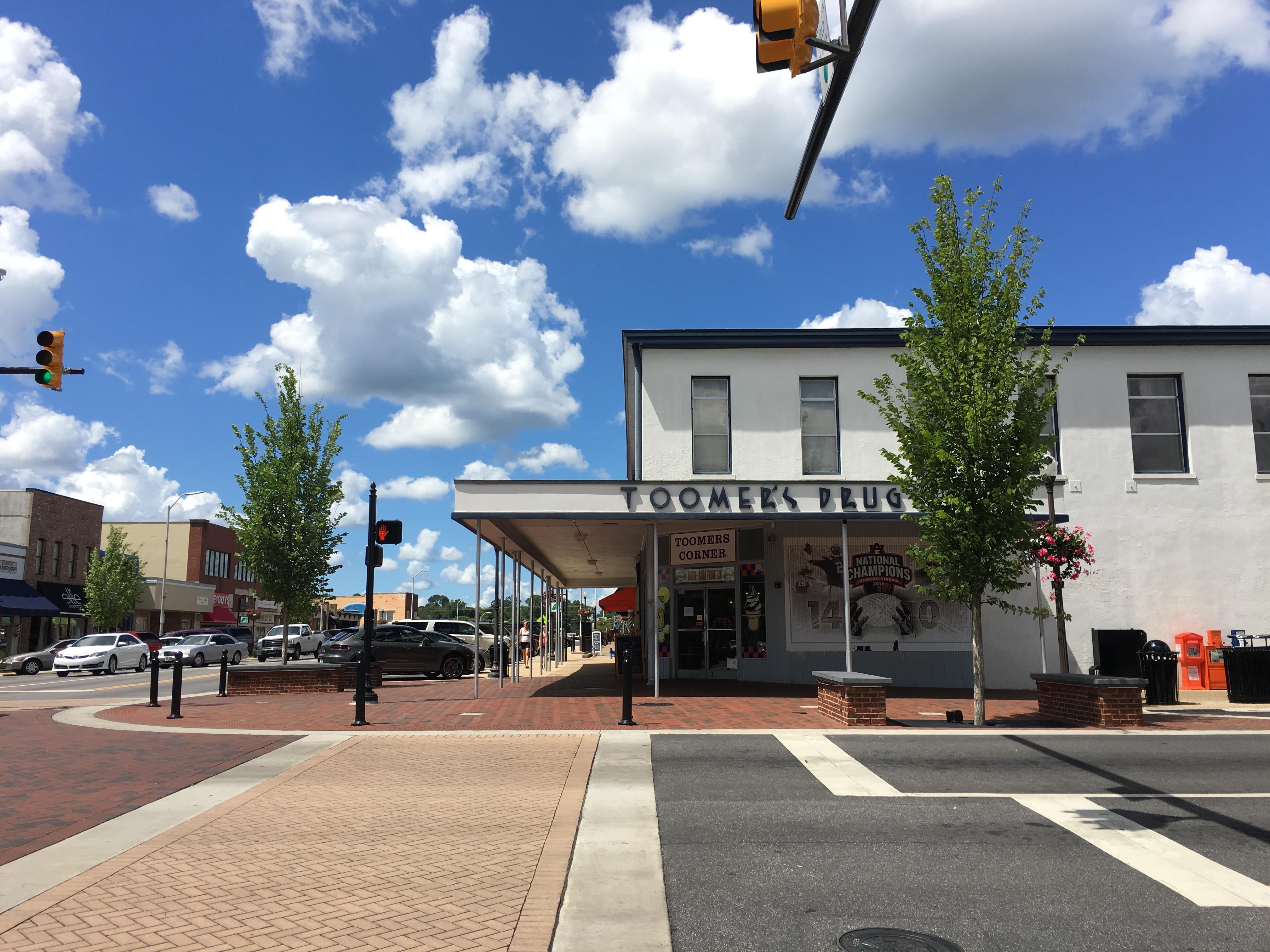 Auburn and Opelika Tourism Bureau - Toomers Drugstore