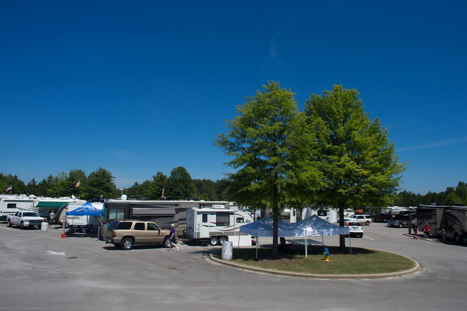 Hoover RV Park - sites