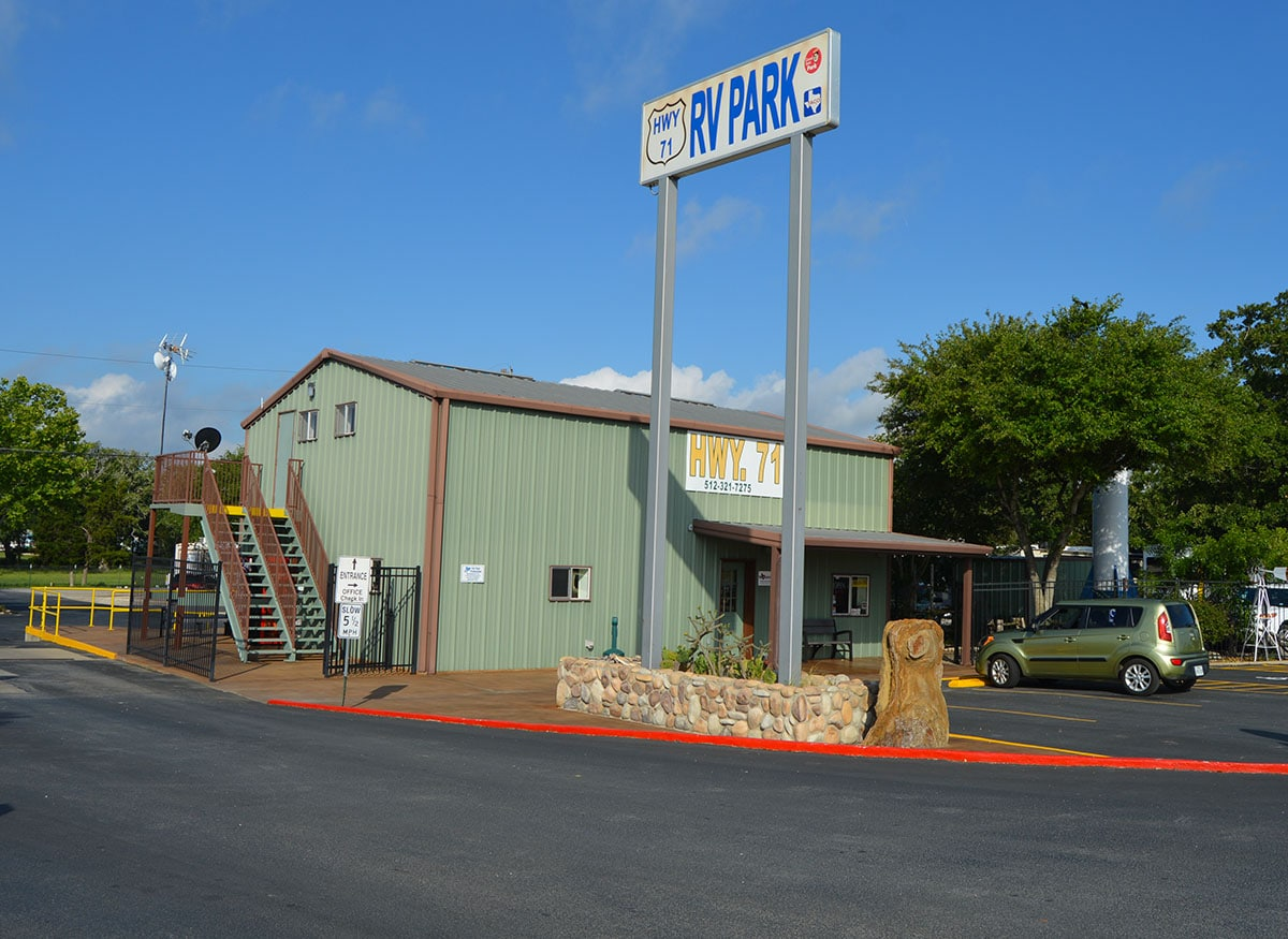 Hwy 71 RV Park - office