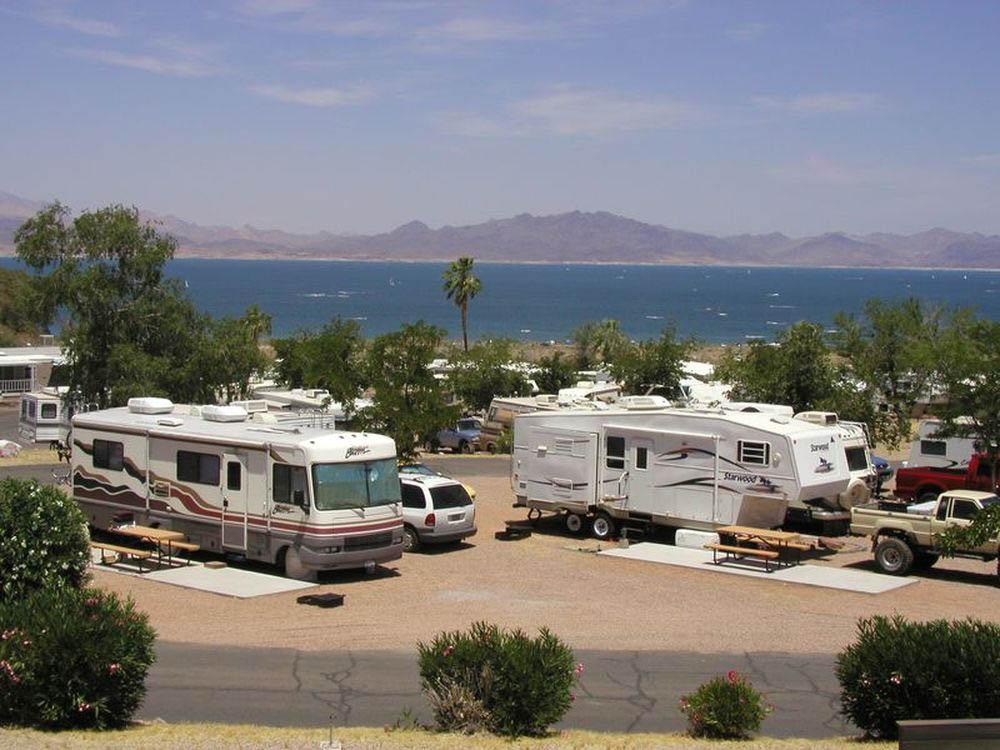 Lake Mead RV Village Boulder - rv sites