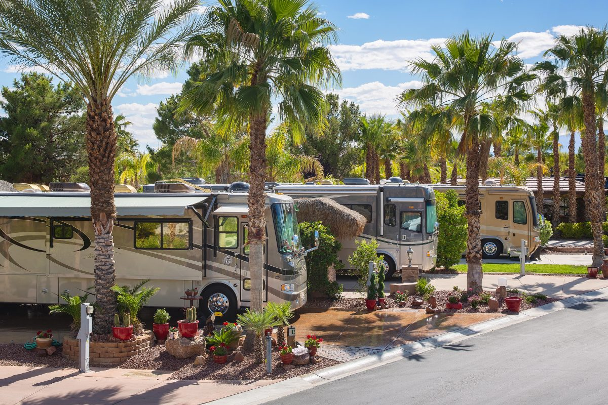 LVM Resort - rv sites