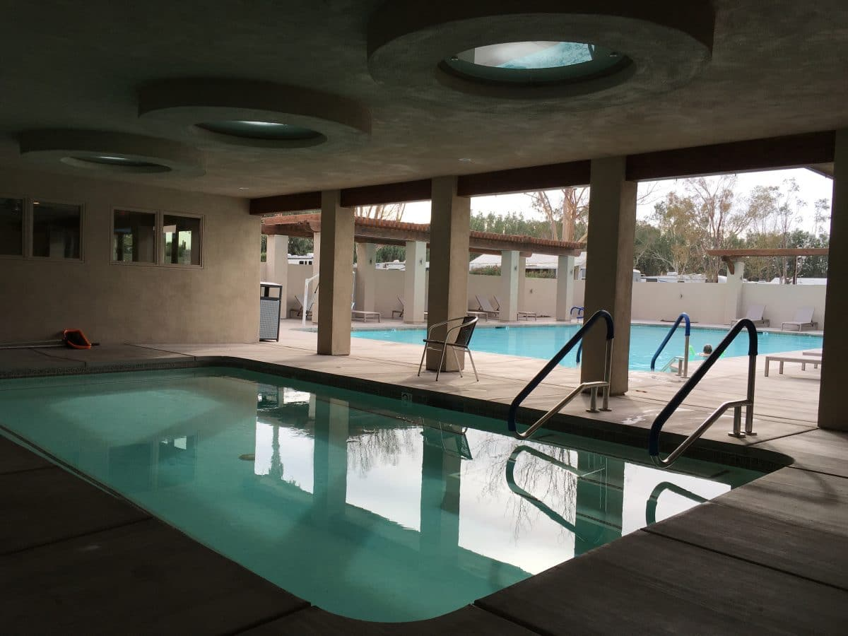 Catalina Spa and RV Resort - pool & spa