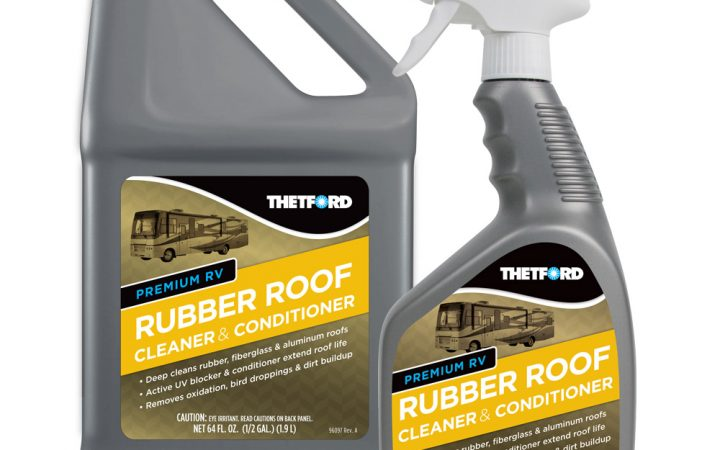 THetford Premium RV Rubber Roof Cleaner and Conditioner