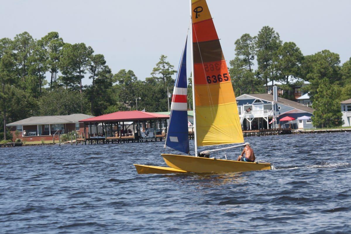 Ahoy RV Resort - sailing