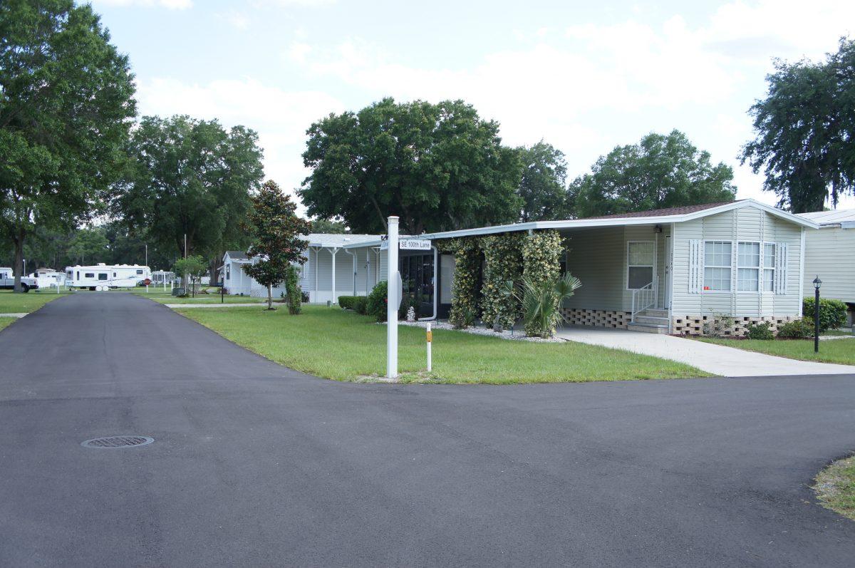 Sunshine Village MH/RV Resort - cottages