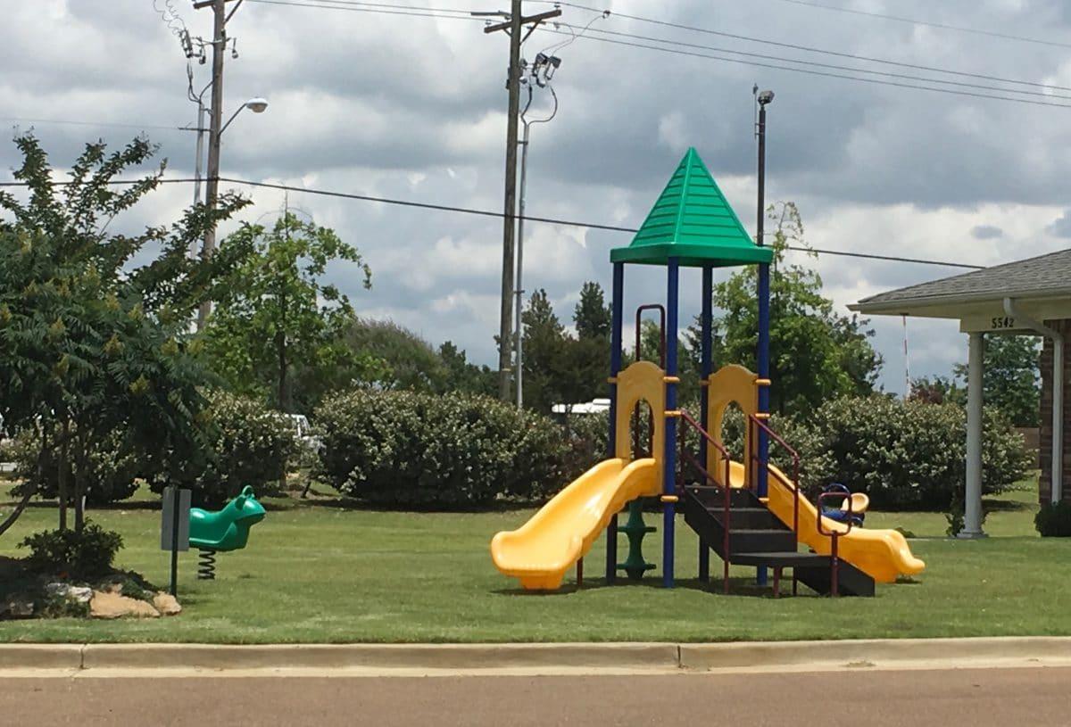 EZ Daze RV Park - playground