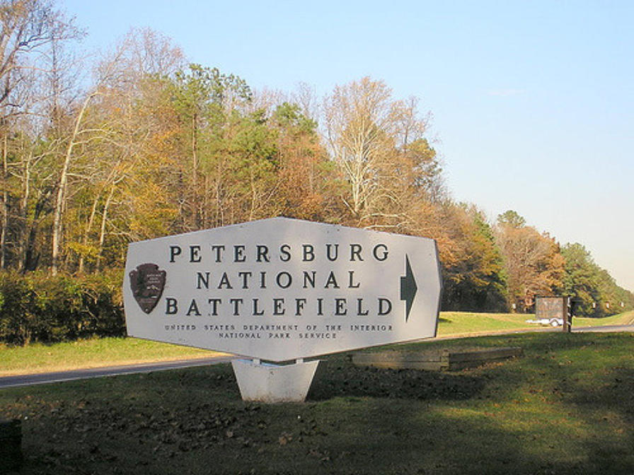 Picture Lake Campground - Petersburg National Battlefield