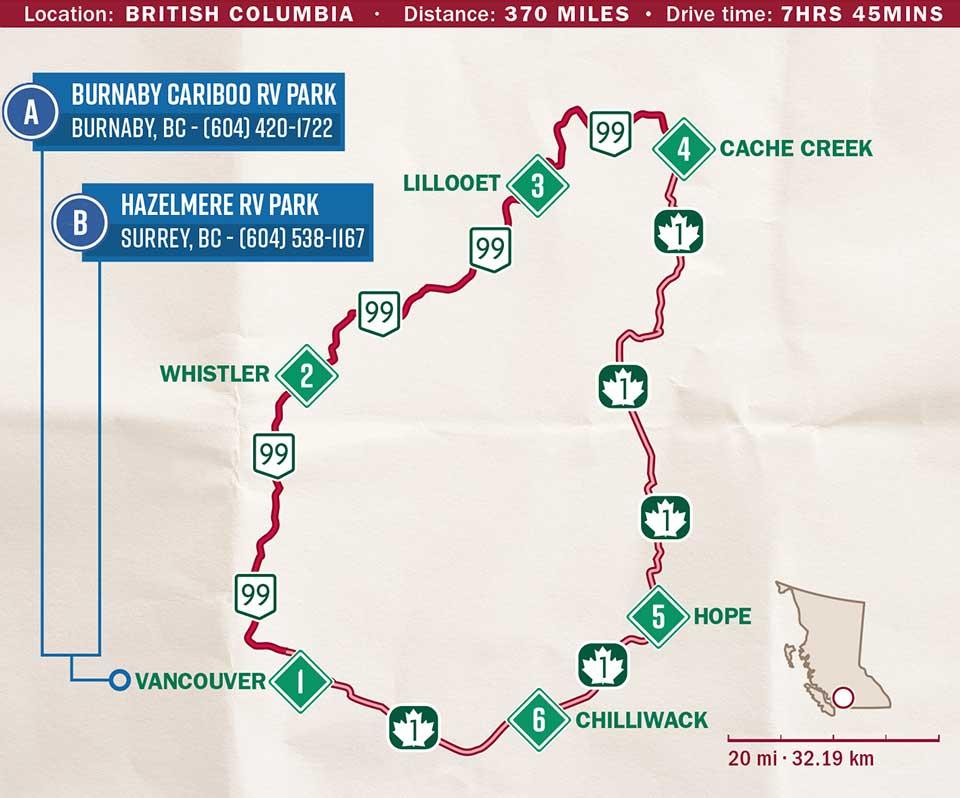 Following Fraser Canyon | Good Sam Camping Blog