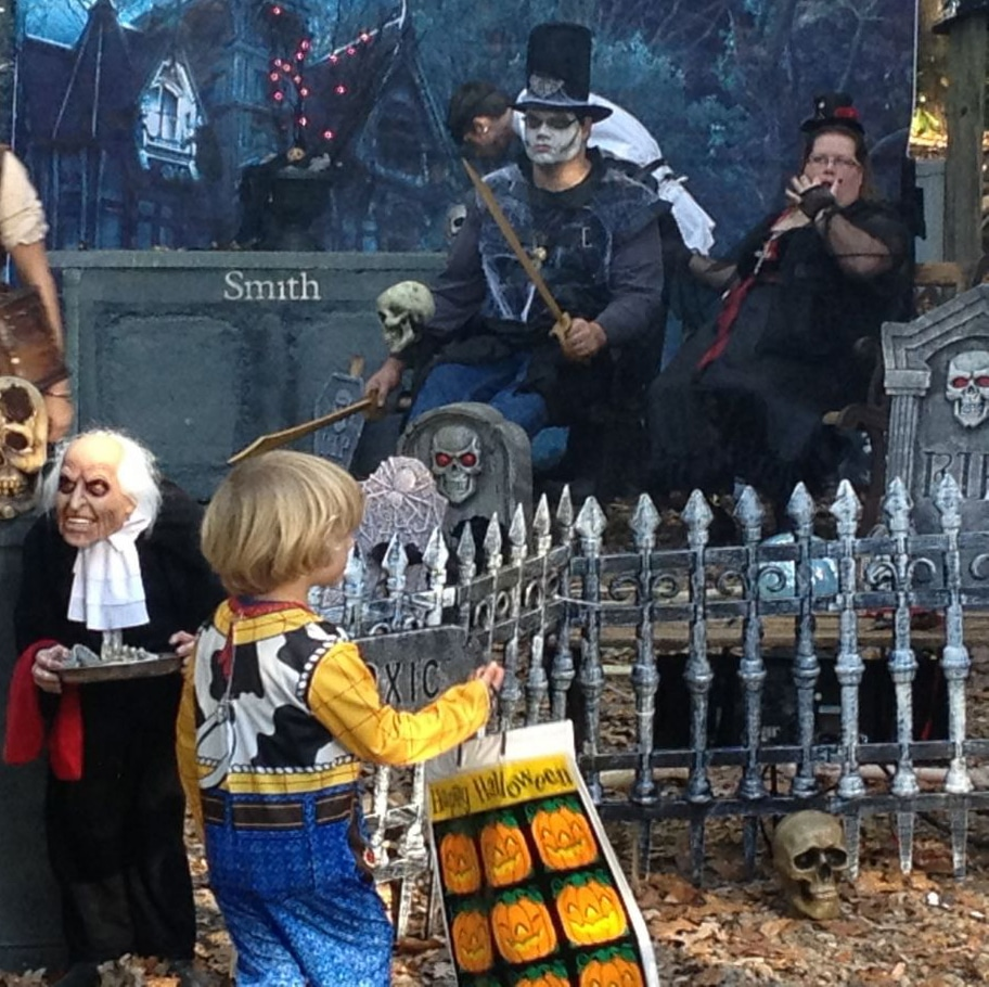 RV Halloween