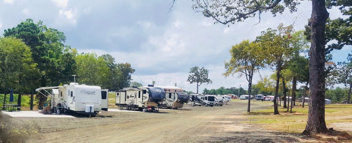 Toledo Bend RV Resort & Cabins - rv sites