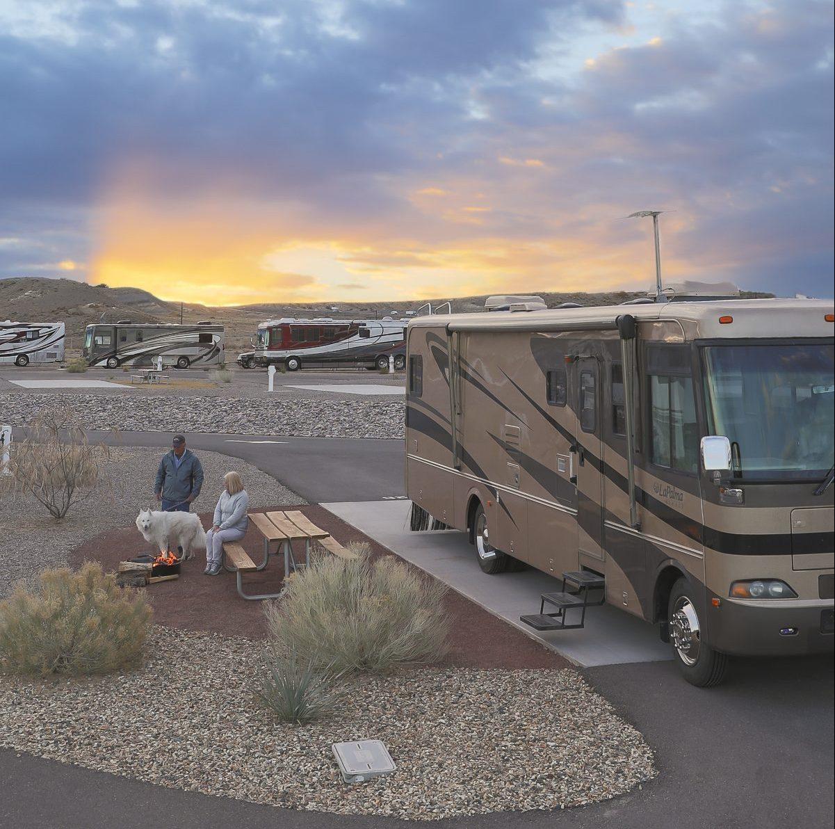 Route 66 RV Resort - rv site