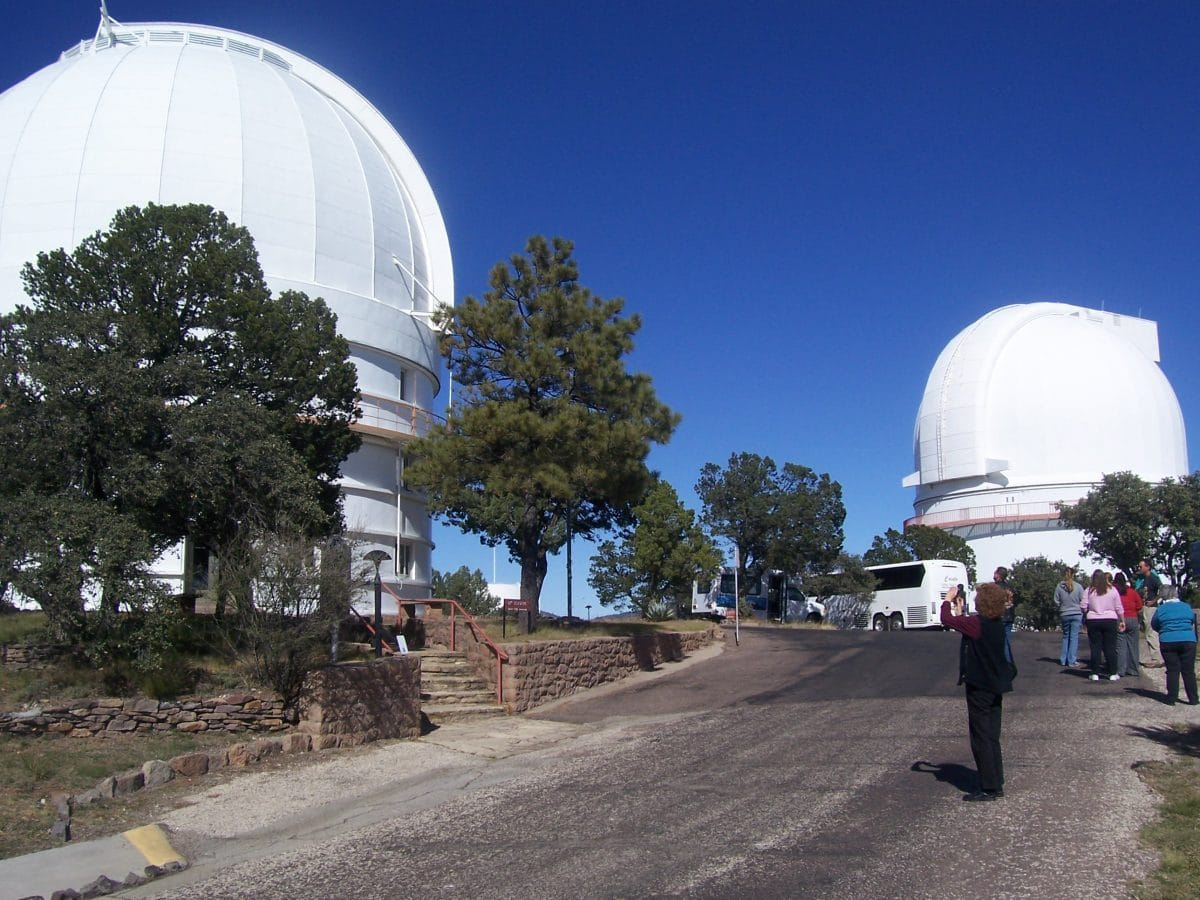 Fort Stockton RV Park - McDonald Observatory