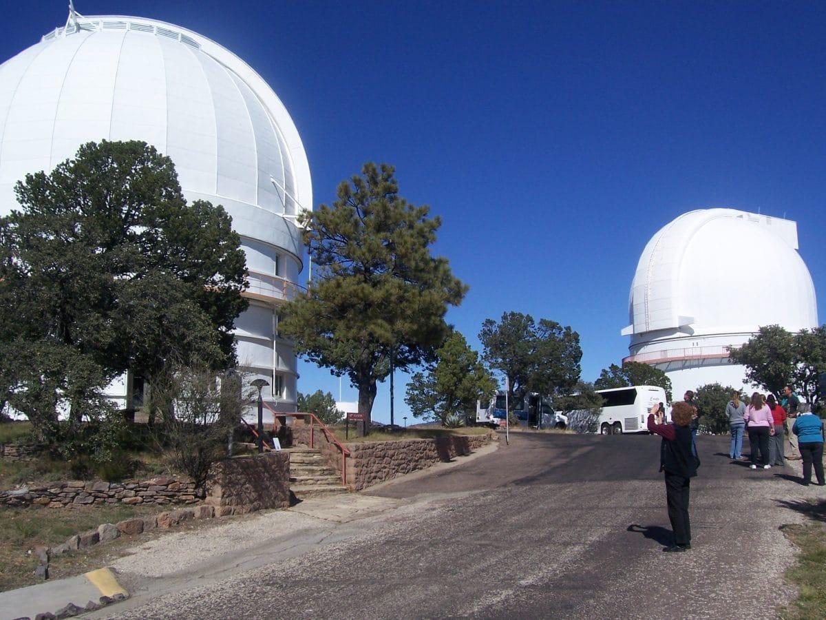 Fort Stockton RV Park - McDonald Observatory
