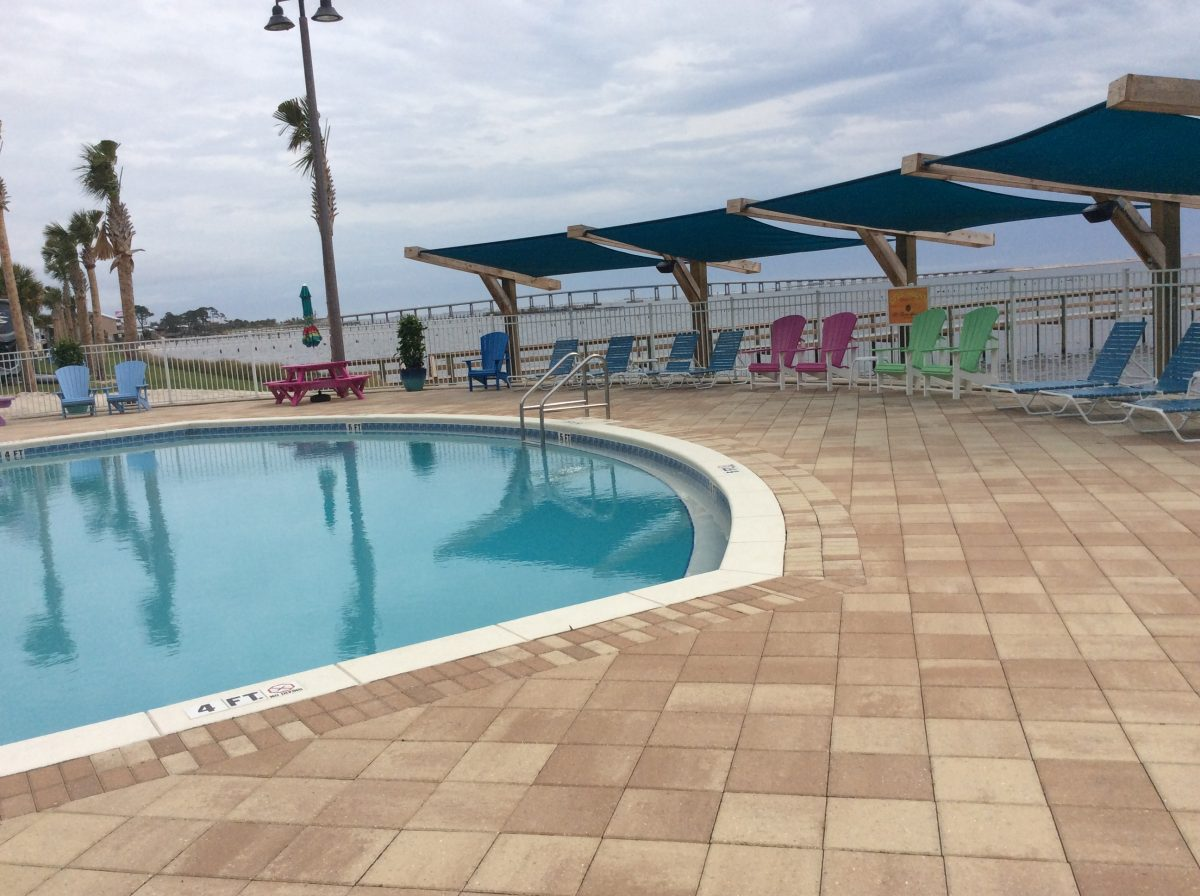 Santa Rosa Waterfront RV Resort - swimming pool