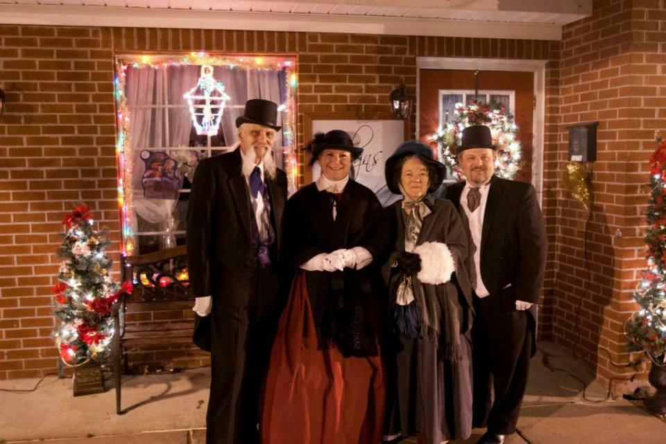 Auburn and Opelika Tourism Bureau - carolers