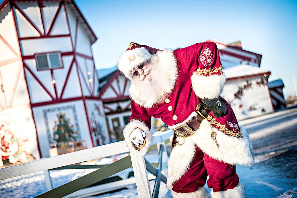 Santa Claus House - Santa