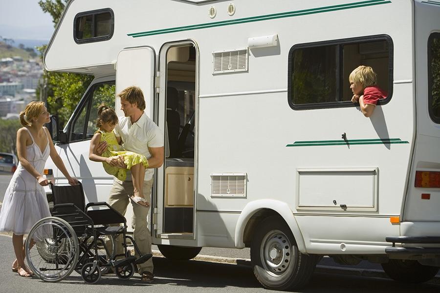 good sam parks for disabled