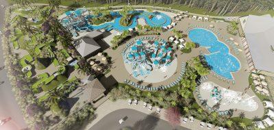 Sun RV Resorts Signature Carolina Resort Aerial shot