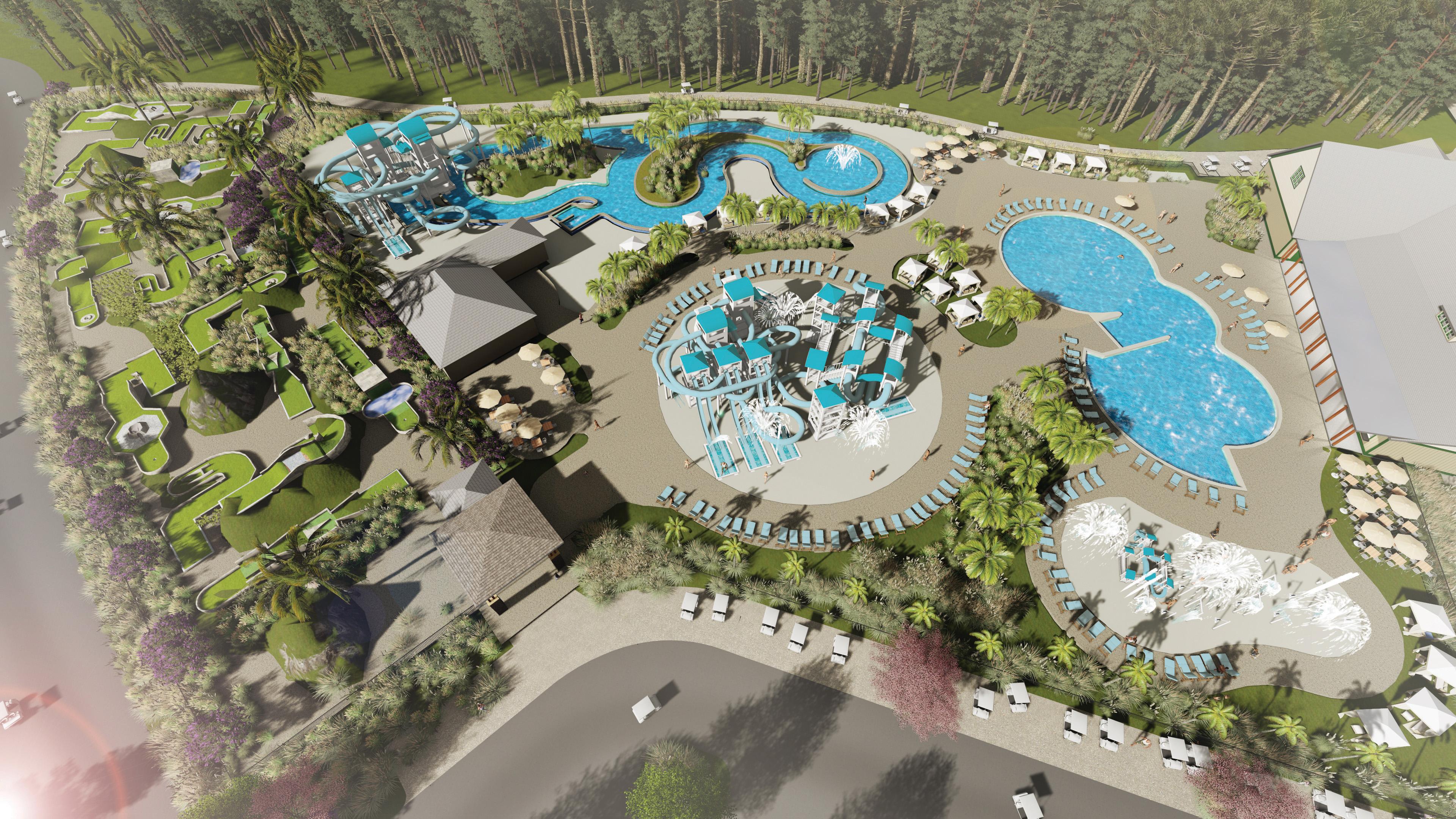 Brand New Carolina Pines Rv Resort Opening This Summer