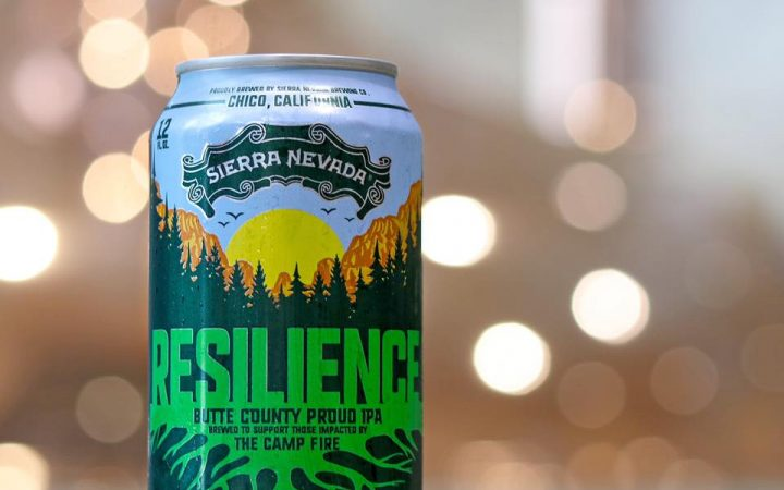 Resilience IPA beer can