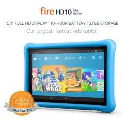 Blue Amazon Kindle Kids editions 2018