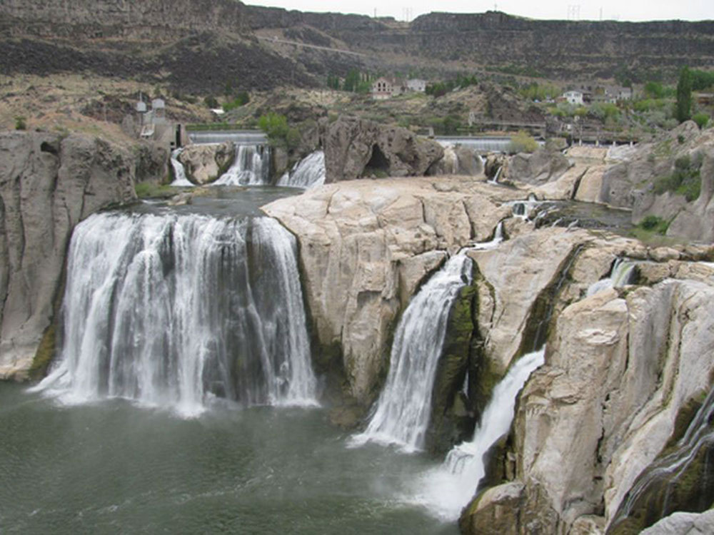 Only 30 Minutes From Twin Falls Enjoy Anderson Camp