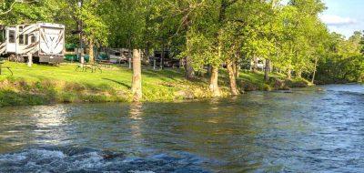 Camp Riverslanding campground photo