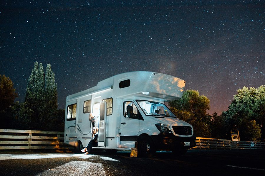 Treat your RV Valentine to something special | romance camping