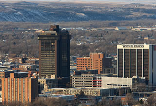 Downtown Billings