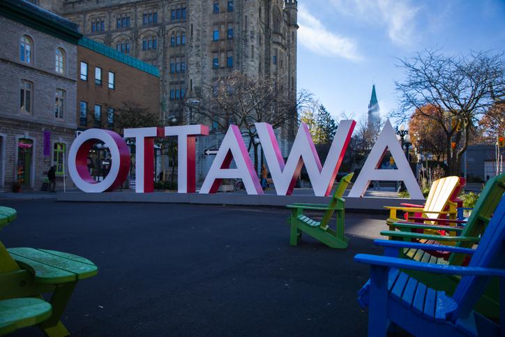 Ottawa Byward Market sign
