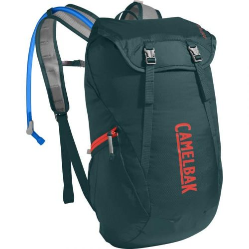 Hydration pack for hiking