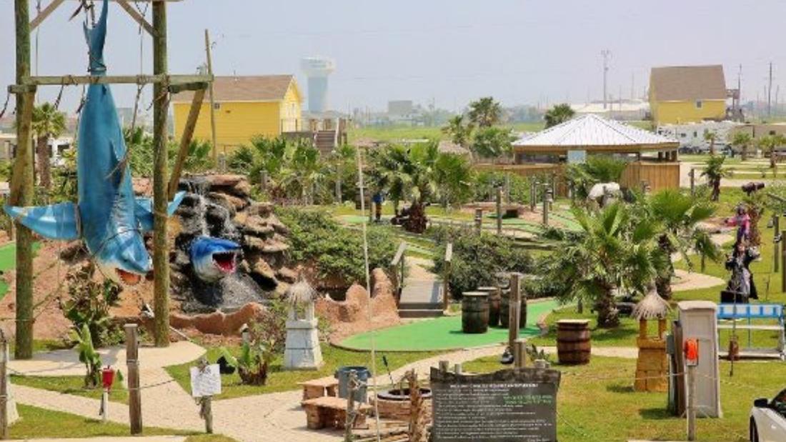 Jamaica Beach RV Resort in Galveston Treats Guests to ...