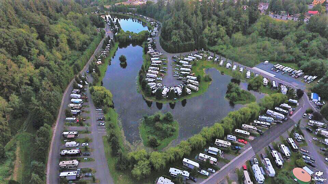 Visiting Seattle? Lake Pleasant RV Park is the Place to Be
