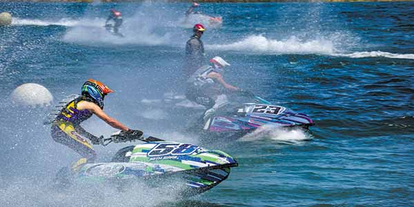 Jet ski riders compete in international competition in October on Lake Havasu