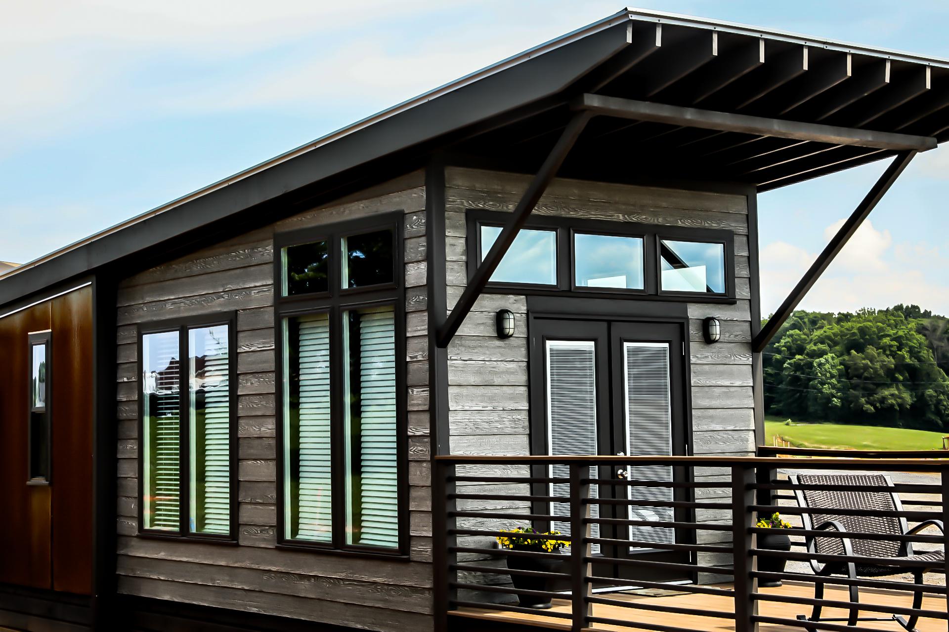 Modern Designed tiny house