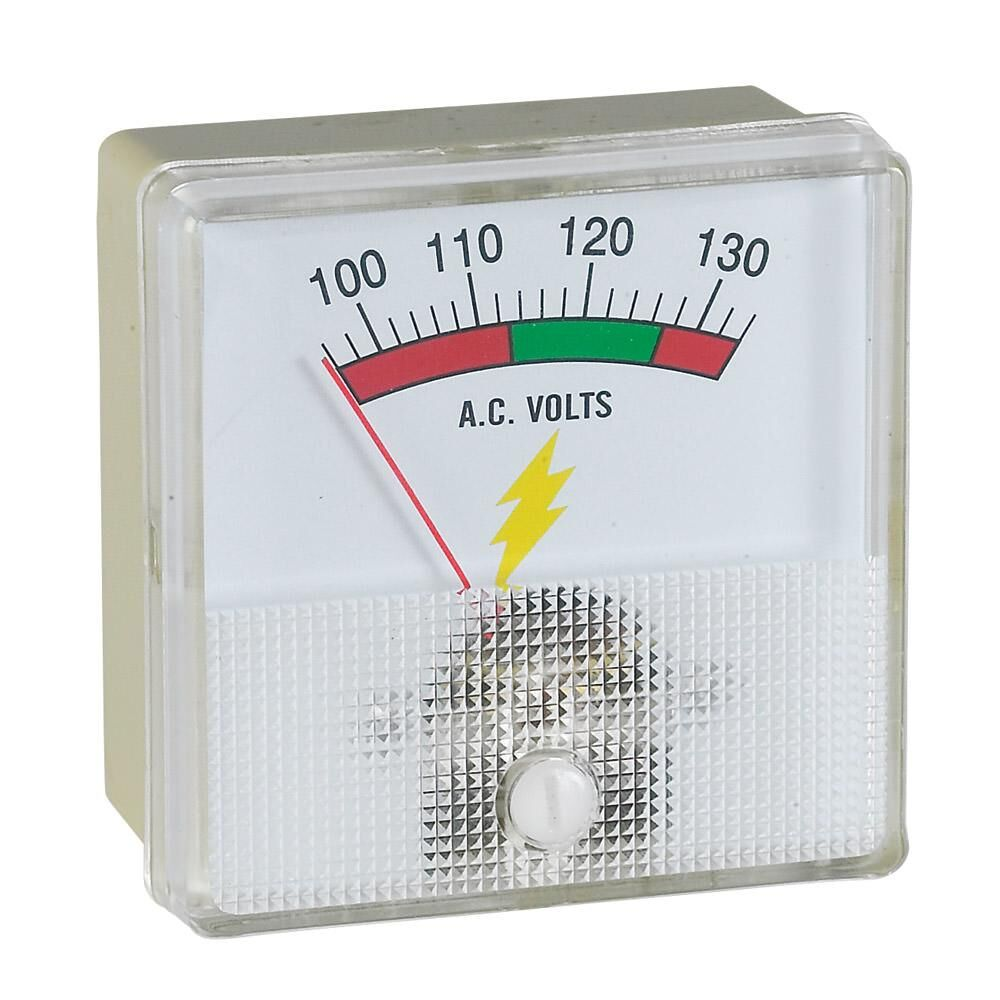 AC Voltage Meter for your RV