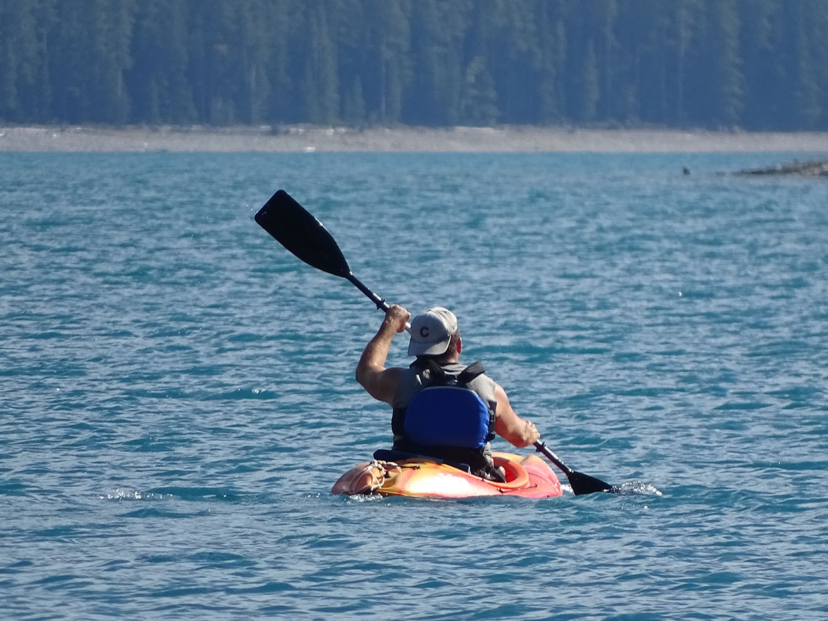 Paddling in the Pacific Northwest