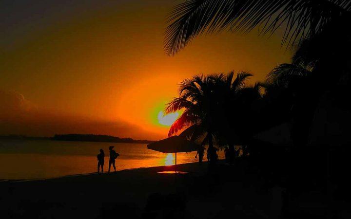 Pic of Gulf Sunset