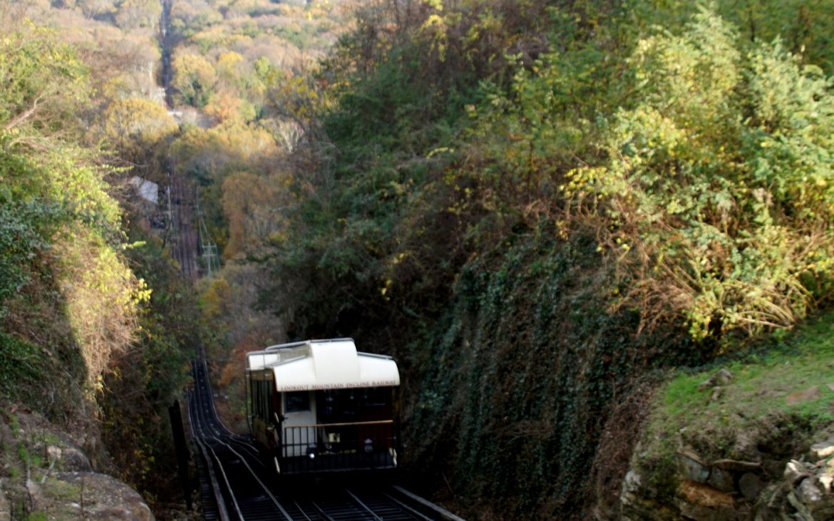 Lookout Mountain Incline Railway, Chattanooga, Tennessee