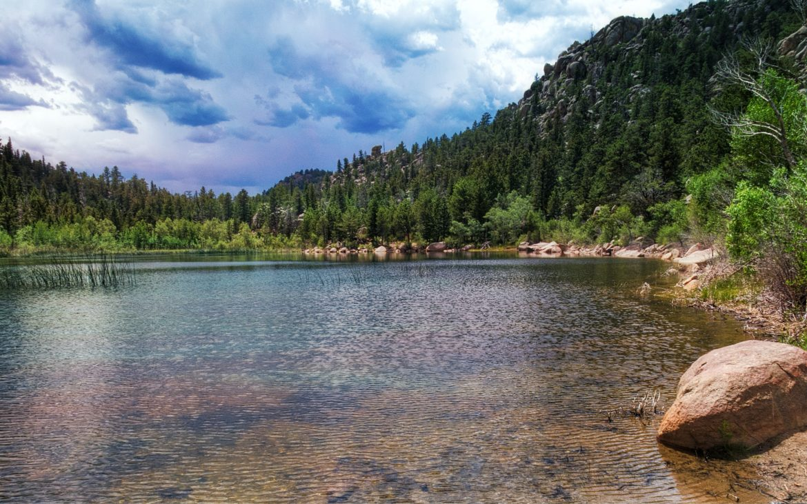 Lost Lake, Red Feathers, Colorado