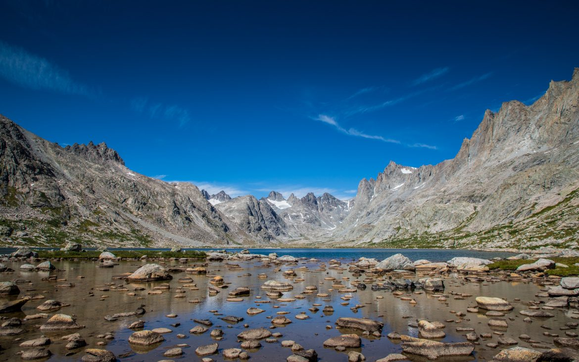 Titcomb Basin, Wyoming