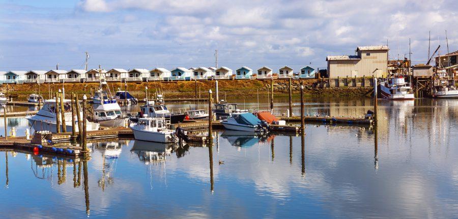 Westport Grays Harbor Puget Sound Washington