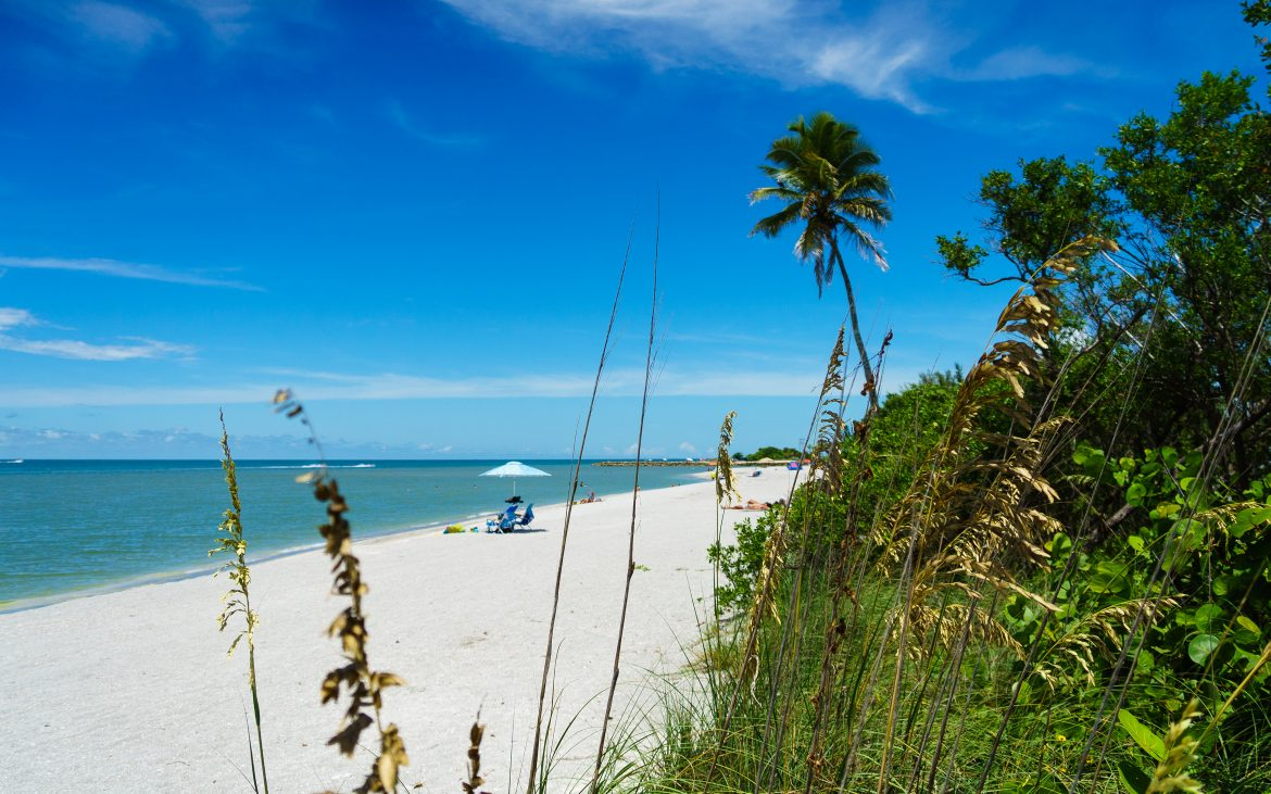 Captiva Island in the Summer in Florida.