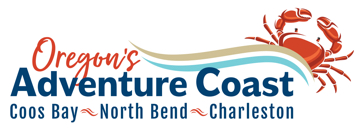 Logo promoting Oregon's Adventure Coast.