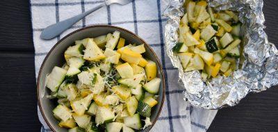 Bowl of Zucchini