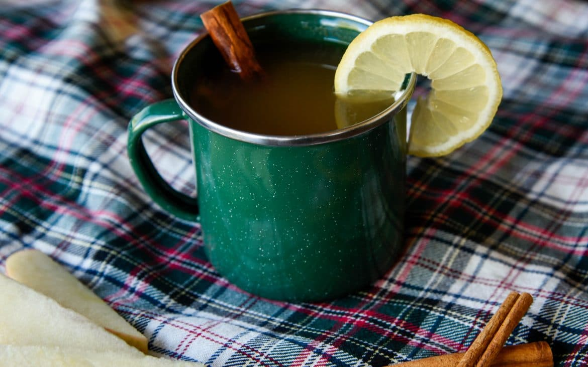 Apple Hot Toddy.