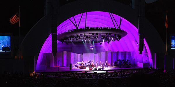 A concert a night